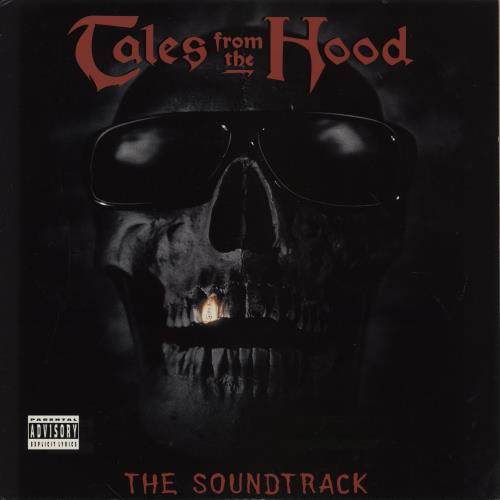 Original Soundtrack Tales From The Hood vinyl LP album (LP record) US OSTLPTA709708