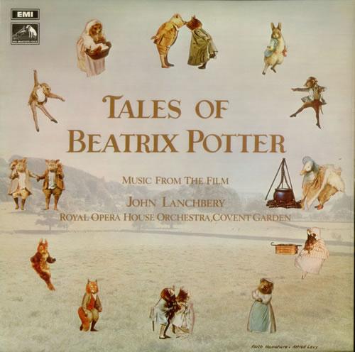 Original Soundtrack Tales Of Beatrix Potter + insert vinyl LP album (LP record) UK OSTLPTA543997