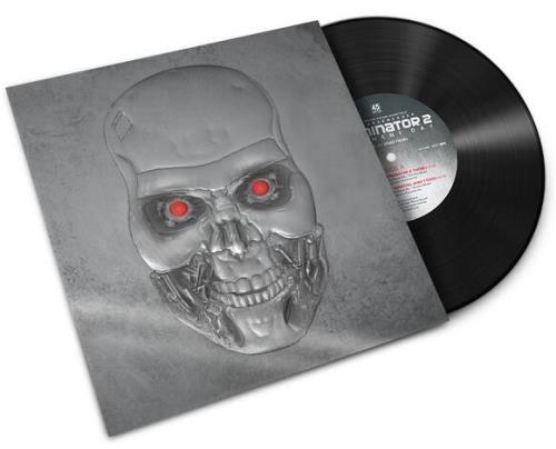 "Original Soundtrack Terminator 2: Judgement Day - RSD 7"" vinyl single (7 inch record) UK OST07TE602742"