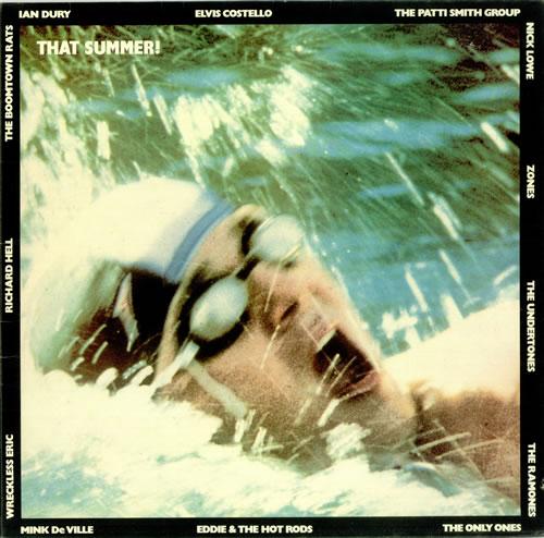Original Soundtrack That Summer! - Yellow Vinyl vinyl LP album (LP record) UK OSTLPTH436859