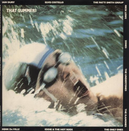 Original Soundtrack That Summer! vinyl LP album (LP record) UK OSTLPTH660595