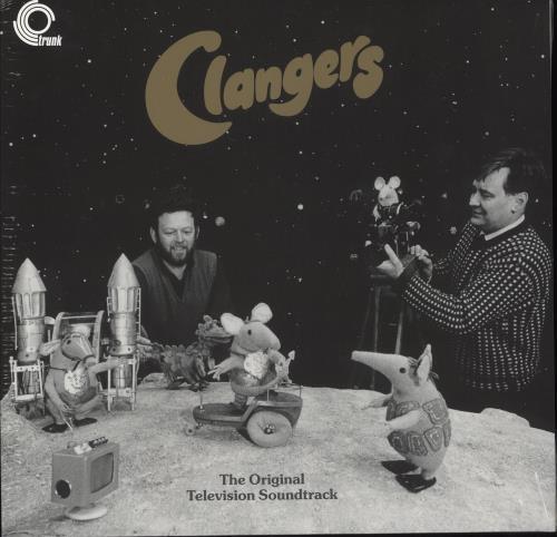 Original Soundtrack The Clangers - The Original Television Soundtrack vinyl LP album (LP record) UK OSTLPTH710874