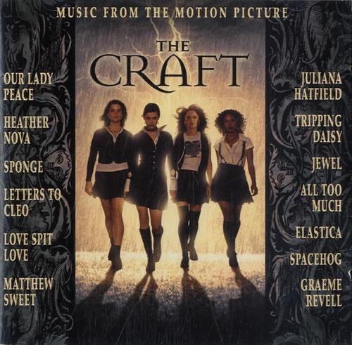 Original Soundtrack The Craft OST UK CD album (CDLP) (578701)