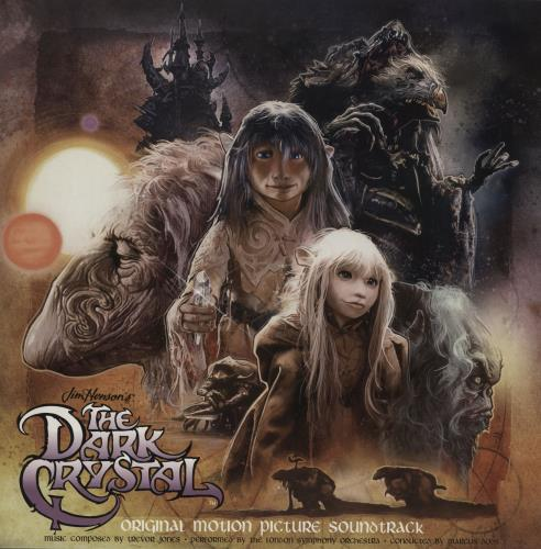 Original Soundtrack The Dark Crystal - Purple Vinyl vinyl LP album (LP record) US OSTLPTH754547
