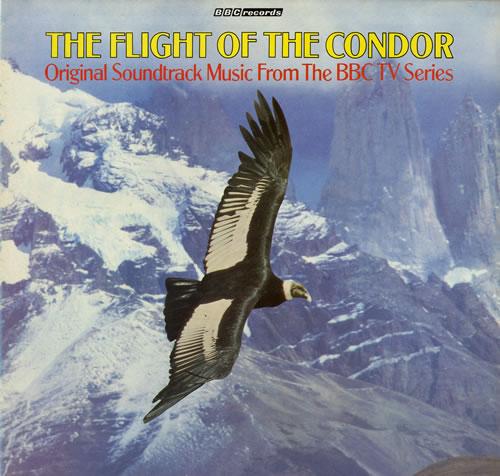 Original Soundtrack The Flight Of The Condor vinyl LP album (LP record) UK OSTLPTH552879
