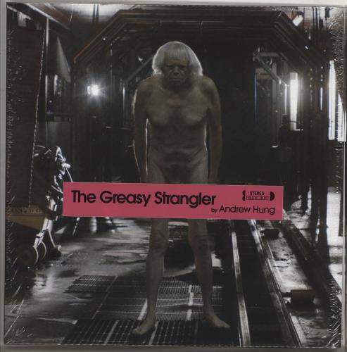 Original Soundtrack The Greasy Strangler - Shocking Pink Vinyl vinyl LP album (LP record) US OSTLPTH710599