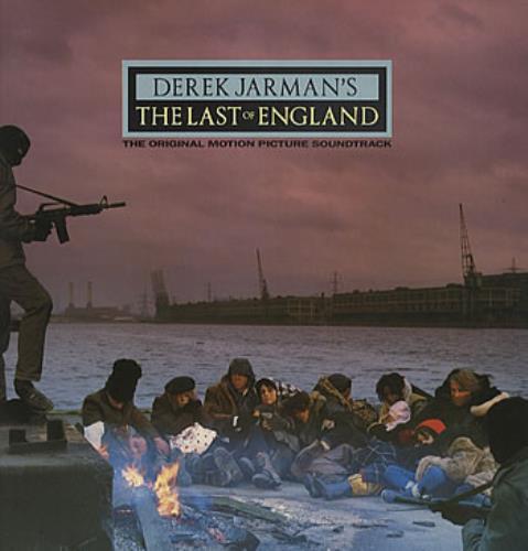 Original Soundtrack The Last Of England vinyl LP album (LP record) UK OSTLPTH304401