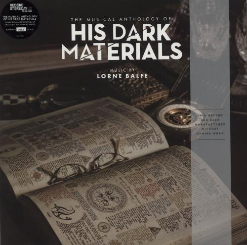 Original Soundtrack The Musical Anthology of His Dark Materials 2-LP vinyl record set (Double Album) UK OST2LTH756985