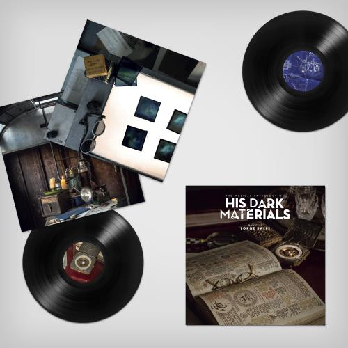 Original Soundtrack The Musical Anthology of His Dark Materials 2-LP vinyl record set (Double Album) UK OST2LTH756985