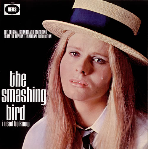Original Soundtrack The Smashing Bird vinyl LP album (LP record) UK OSTLPTH474885