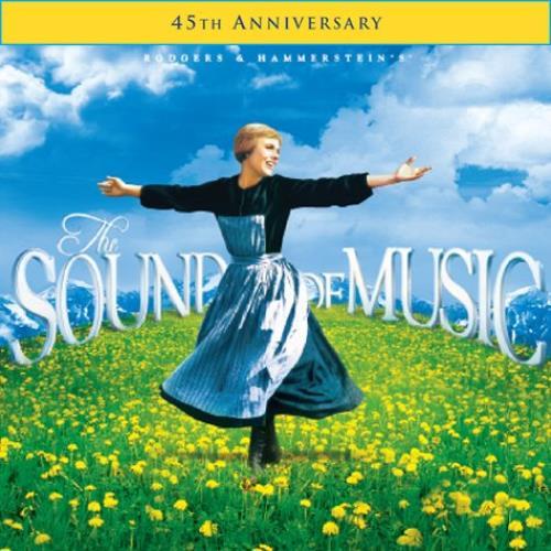 Original Soundtrack The Sound Of Music CD album (CDLP) UK OSTCDTH522077