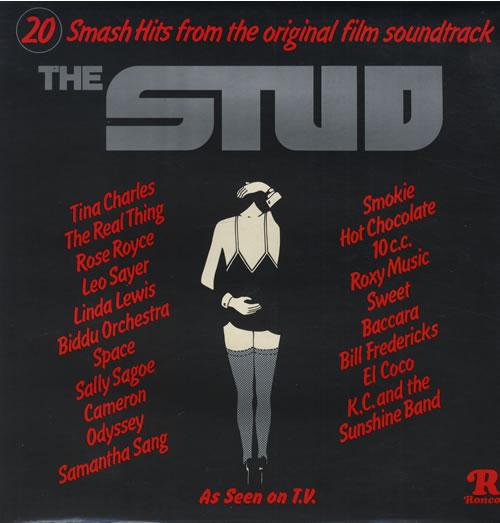 Original Soundtrack The Stud vinyl LP album (LP record) UK OSTLPTH556961