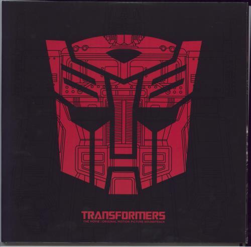 Original Soundtrack The Transformers: The Movie - RSD 180gm Red/Purple Vinyl 2-LP vinyl record set (Double Album) US OST2LTH754648