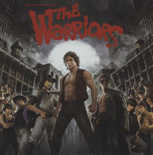 Original Soundtrack The Warriors 2-LP vinyl record set (Double Album) US OST2LTH754604