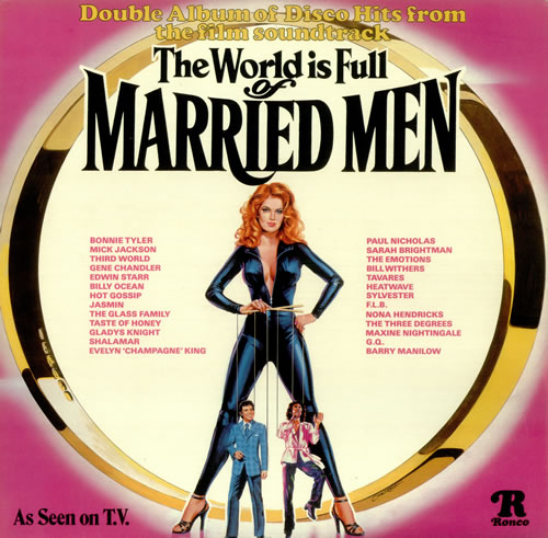 Original Soundtrack The World Is Full Of Married Men 2-LP vinyl record set (Double Album) UK OST2LTH444924