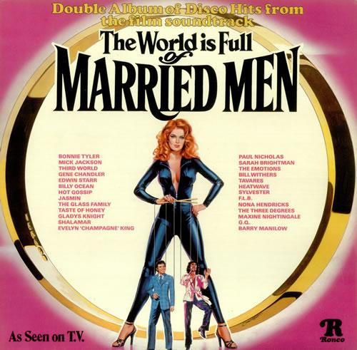 Original Soundtrack The World Is Full Of Married Men 2-LP vinyl record set (Double Album) UK OST2LTH444924