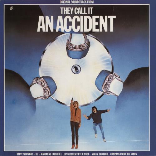 Original Soundtrack They Call It An Accident vinyl LP album (LP record) Canadian OSTLPTH97042
