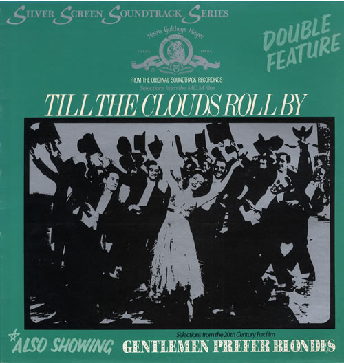 Original Soundtrack Till The Clouds Roll By / Gentlemen Prefer Blondes vinyl LP album (LP record) UK OSTLPTI563425