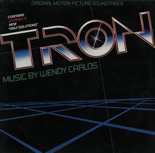 Original Soundtrack Tron vinyl LP album (LP record) UK OSTLPTR593404