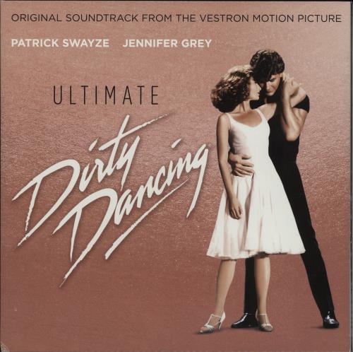 Original Soundtrack Ultimate Dirty Dancing - Pop Up Sleeve 2-LP vinyl record set (Double Album) UK OST2LUL764051