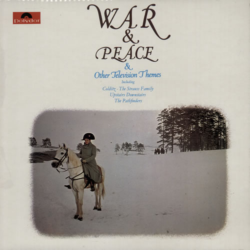 Original Soundtrack War & Peace & Other Television Themes vinyl LP album (LP record) UK OSTLPWA578194