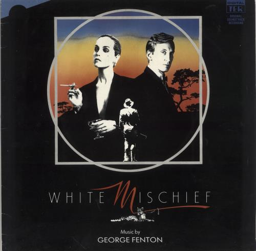 Original Soundtrack White Mischief (Original Soundtrack Recording) vinyl LP album (LP record) UK OSTLPWH747069