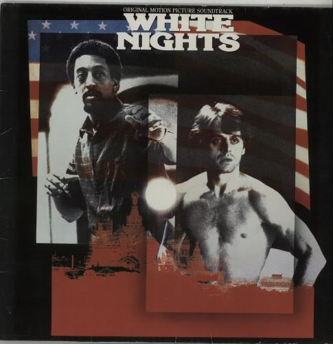 Original Soundtrack White Nights - Sleeve Variant vinyl LP album (LP record) German OSTLPWH646609