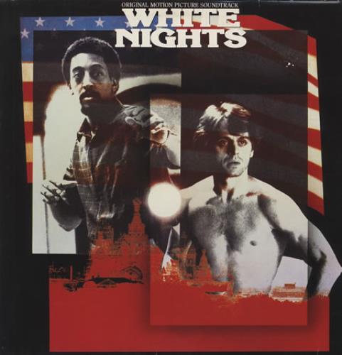 Original Soundtrack White Nights vinyl LP album (LP record) US OSTLPWH276789