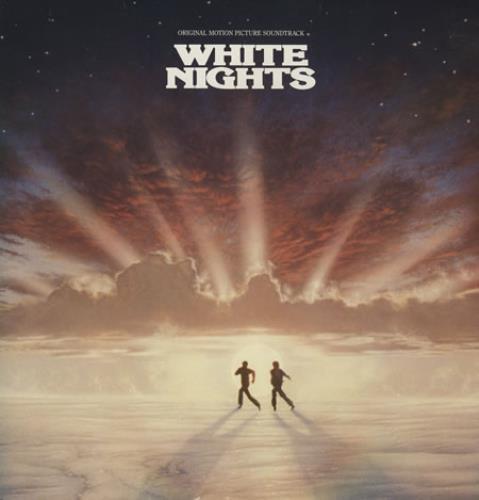 Original Soundtrack White Nights vinyl LP album (LP record) German OSTLPWH393777