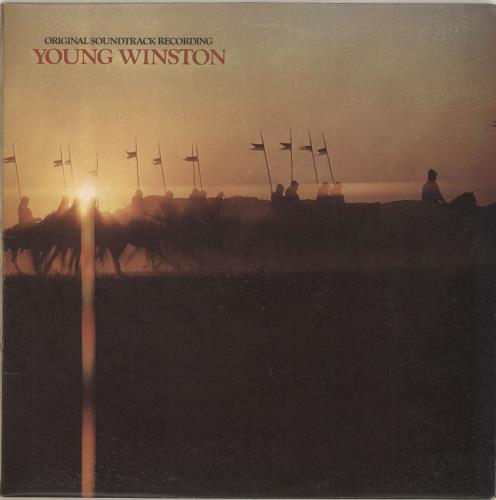 Original Soundtrack Young Winston vinyl LP album (LP record) UK OSTLPYO563658