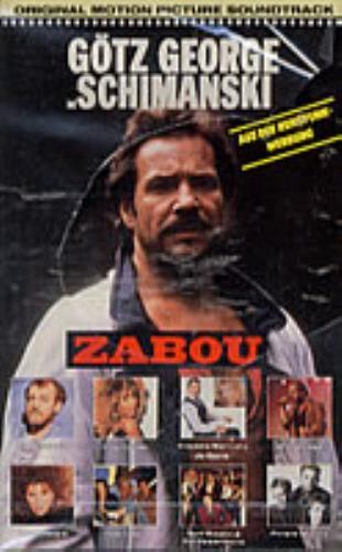 Original Soundtrack Zabou cassette album German OSTCLZA216854