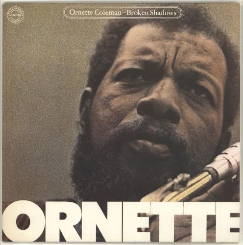 Ornette Coleman Broken Shadows vinyl LP album (LP record) Dutch ORCLPBR707441
