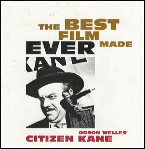 Orson Welles Citizen Cane press book UK OS9PBCI139158