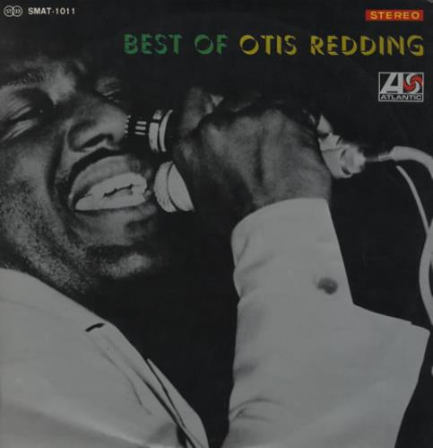 Otis Redding Best Of Otis Redding vinyl LP album (LP record) Japanese OTILPBE380886