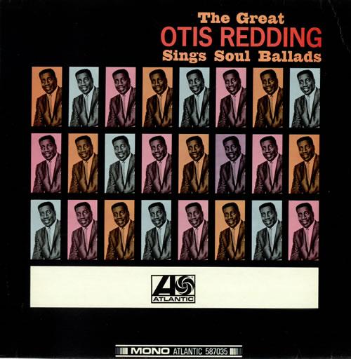 Otis Redding The Great Otis Redding Sings Soul Ballads vinyl LP album (LP record) UK OTILPTH487940