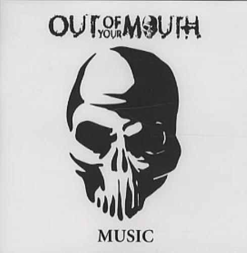 Out Of Your Mouth Music CD-R acetate Japanese OABCRMU321524
