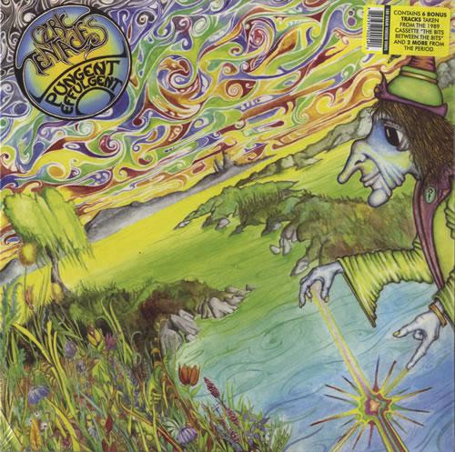 Ozric Tentacles Pungent Effulgent - 180gm 2-LP vinyl record set (Double Album) Russian OZR2LPU469318