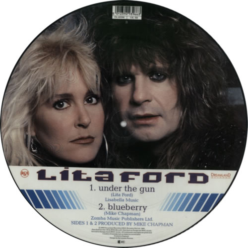 Ozzy Osbourne Close My Eyes Forever Remix Uk 12 Quot Vinyl