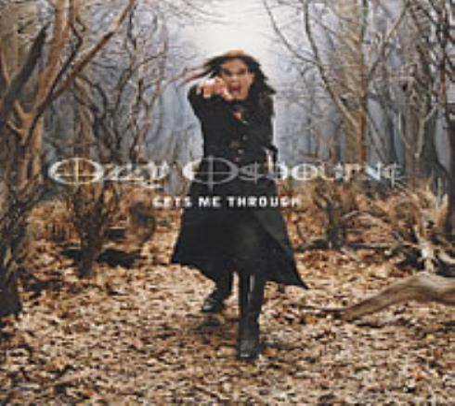 "Ozzy Osbourne Gets Me Through CD single (CD5 / 5"") US OZZC5GE197919"