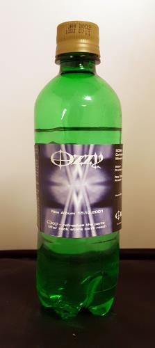 Ozzy Osbourne Holy Water - Highland Spring memorabilia UK OZZMMHO672392