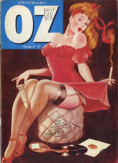 OZ Magazines No. 37 - A World Of Young Love magazine UK OZMMANO578568