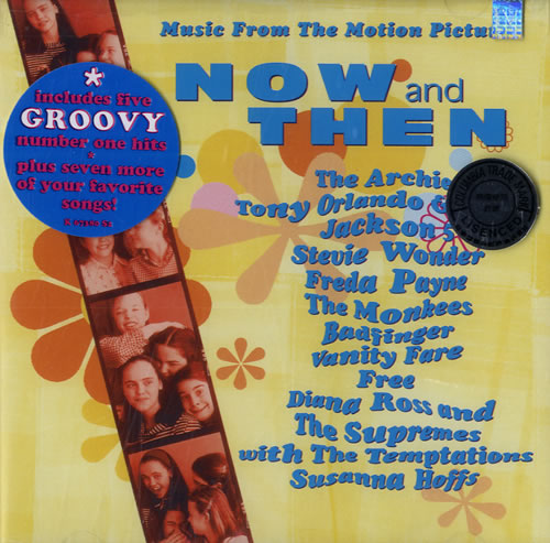 Original Soundtrack Now And Then CD album (CDLP) US OSTCDNO557229