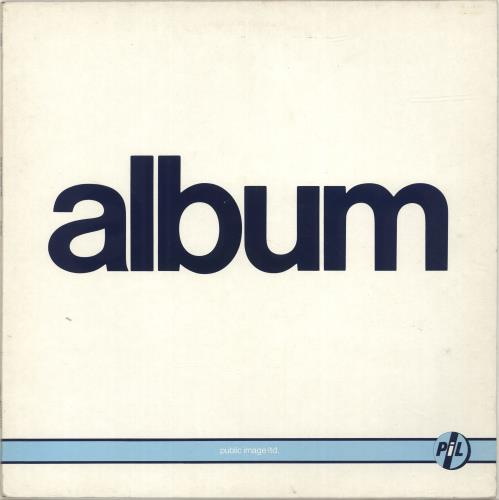 P.I.L. Album - EX vinyl LP album (LP record) UK PILLPAL675286
