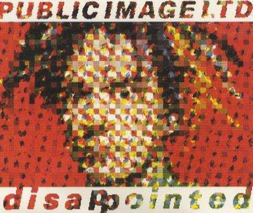 "P.I.L. Disappointed CD single (CD5 / 5"") Austrian PILC5DI83878"