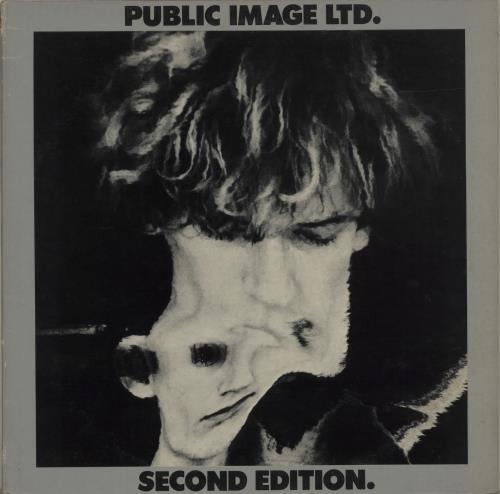 P.I.L. Second Edition 2-LP vinyl record set (Double Album) UK PIL2LSE674589