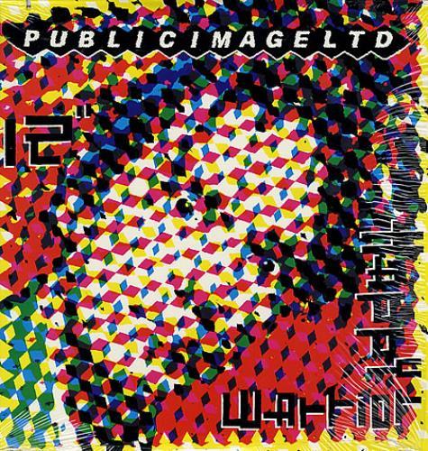 "P.I.L. Warrior 12"" vinyl single (12 inch record / Maxi-single) US PIL12WA360114"