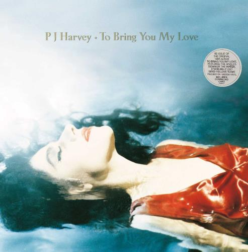 P.J. Harvey To Bring You My Love - Sealed vinyl LP album (LP record) UK PJHLPTO752329