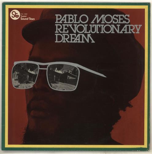 Pablo Moses Revolutionary Dream vinyl LP album (LP record) UK Q2CLPRE715944