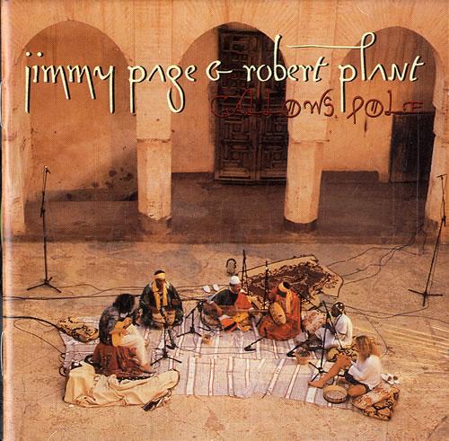 "Page & Plant Gallows Pole CD single (CD5 / 5"") German P&PC5GA631279"