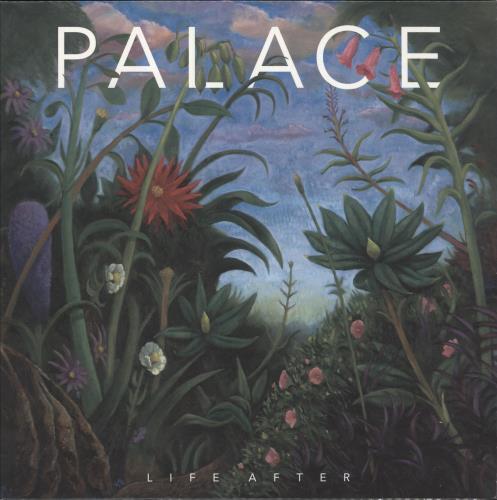 Palace (Alt Rock) Life After - Red Vinyl - Sealed vinyl LP album (LP record) UK Z7ZLPLI725462